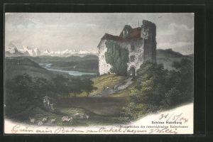 AK Habsburg, Stammschloss des österreichischen Kaiserhauses