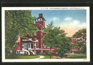 AK Fayetteville, NC, The Highsmith Hospital