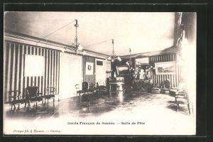 AK Geneve, Cercle Francais, Salle de Fête