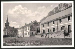 AK Wegscheid im Halltal, Hotel & Pension Pubm