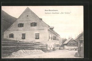 AK Aue-Seewiesen, Karlon's Gasthaus