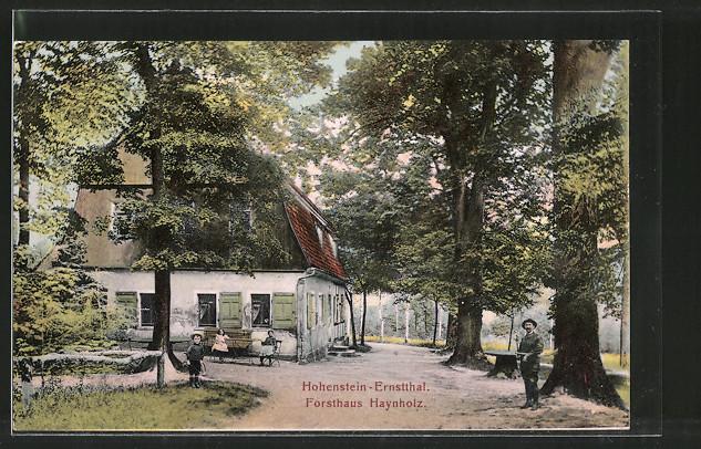 AK Hohenstein-Ernstthal, Restaurant Forsthaus Haynholz