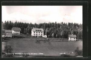 AK Pöllauberg, Gasthof und Pension