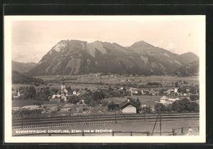 AK Scheifling, Panoramablick