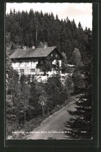 AK Hohenberg, Gasthaus am Ochsattel
