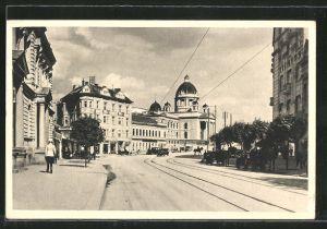 AK Beograd, rue Kajmaktchalkanska
