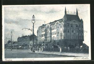 AK Beograd, Hotel Moskau