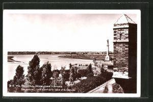 AK Belgrade, confluent de la Save et du Danube