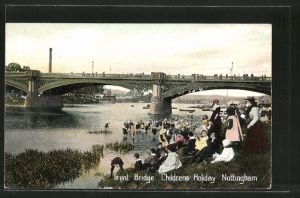 AK Nottingham, Trent Bridge, Childrens Holiday