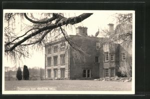 AK Irchester, Knuston Hall
