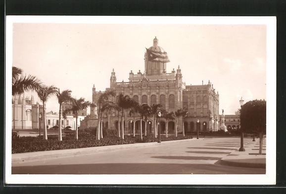 AK Habana, Palacio Presidencial