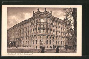 AK Stuttgart, Hotel Marquardt