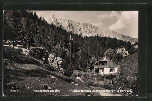 AK Fölz, Alpengasthaus Schwabenbartl
