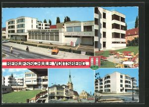 AK Voitsberg, Landesberufsschule mit Internat