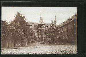 AK Witzenhausen, deutsche Kolonialschule Wilhelmshof
