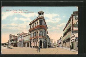 AK Habana, Prado y San Lázaro, Prado and St. Lazaro Street