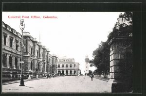 AK Colombo, General Post Office
