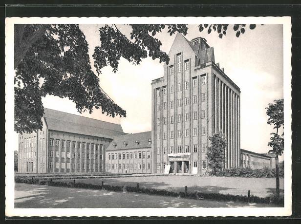 AK Braunschweig, Kant-Hochschule
