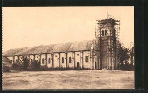 AK Kabgayi, De Kathedraal, La cathédrale