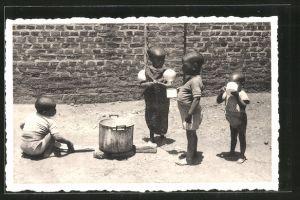 AK Murambi, Orphelinat Noel, afrikanische Kinder