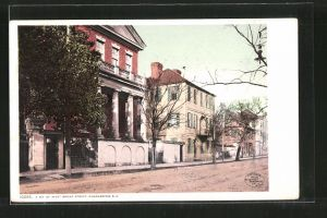 AK Charleston, SC, a bit of West Broad Street