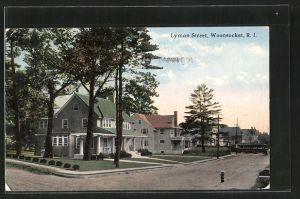 AK Woonsocket, RI, Lyman Street