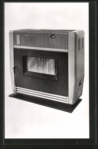 AK Linco Gasconvector, Reklame für Ofen