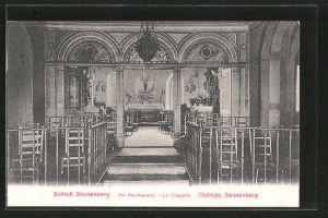 AK Carspach, Schloss Sonnenberg, Hauskapelle