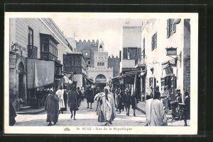 AK Sfax, Rue de la Republique