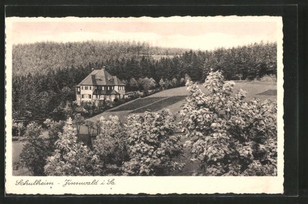 AK Zinnwald, Schulheim