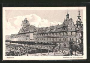AK Pforzheim, Gymnasium & Oberrealschule