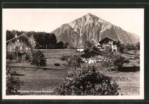AK Hondrich, Ferienheim Freyberg