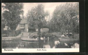 AK Norwich, Pull's Ferry