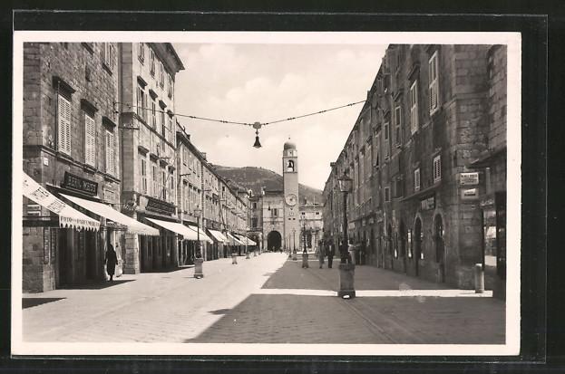 AK Dubrovnik-Ragusa, Kraija Petra ulica