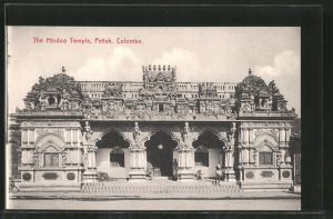AK Colombo-Pettah, The Hindoo Temple