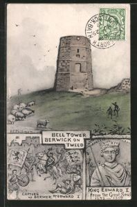 AK Berwick, Bell Tower