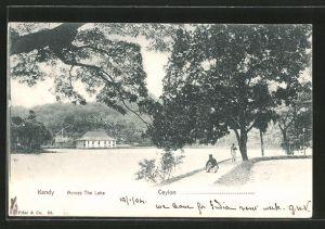 AK Kandy, Across the Lake