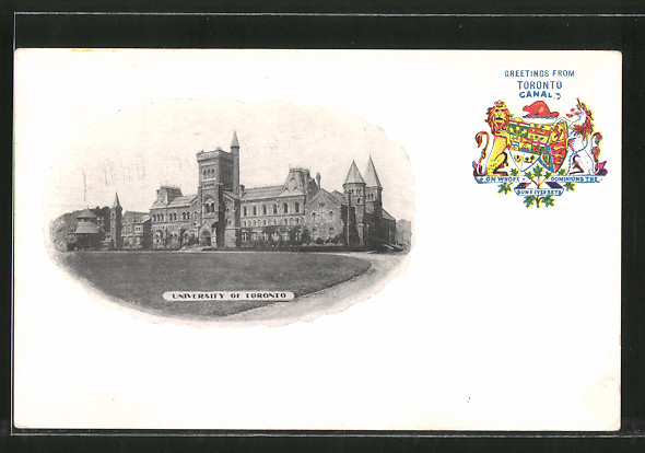 AK Toronto, University of Toronto, Wappen