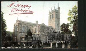 AK Hertford, All Saints Church