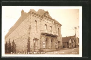 AK Central City, CO, The famous & fera House
