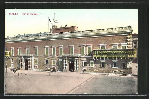 AK Malta, Royal Palace