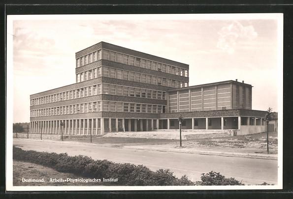 AK Dortmund, Arbeits-Physiologisches Institut, Bauhaus