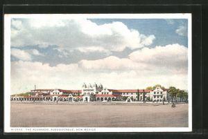 AK Albuquerque, NM, The Alvarado