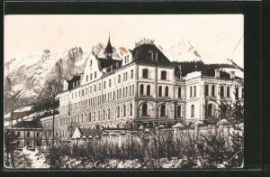AK Bischofshofen, Missionshaus