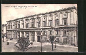 AK Messina, Piazza del Municipio