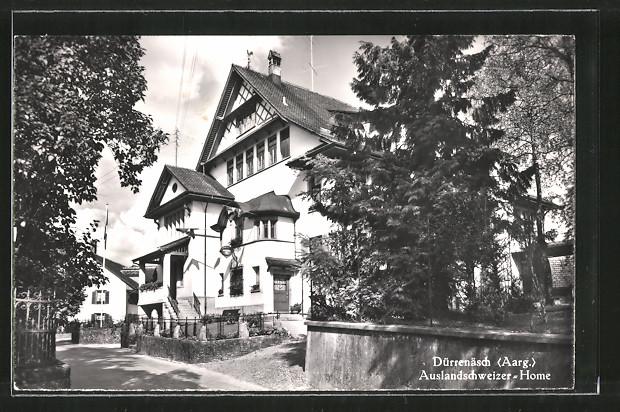 AK Dürrenäsch, Auslandschweizer-Home