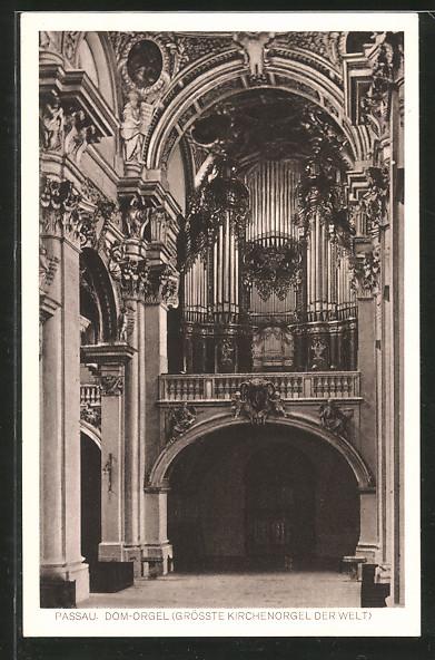 größte orgel der welt