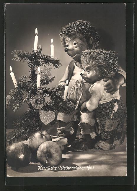Weihnachtsgrube fur sohn