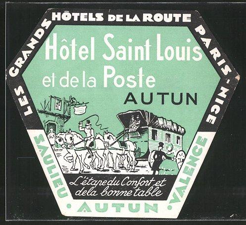 Hotel Saint Louis Autun