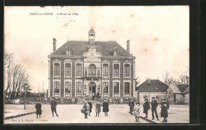 AK Pacy-sur-Eure, L'hôtel de ville